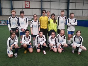 National Deaf Football competition.
