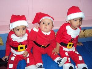 Santas small